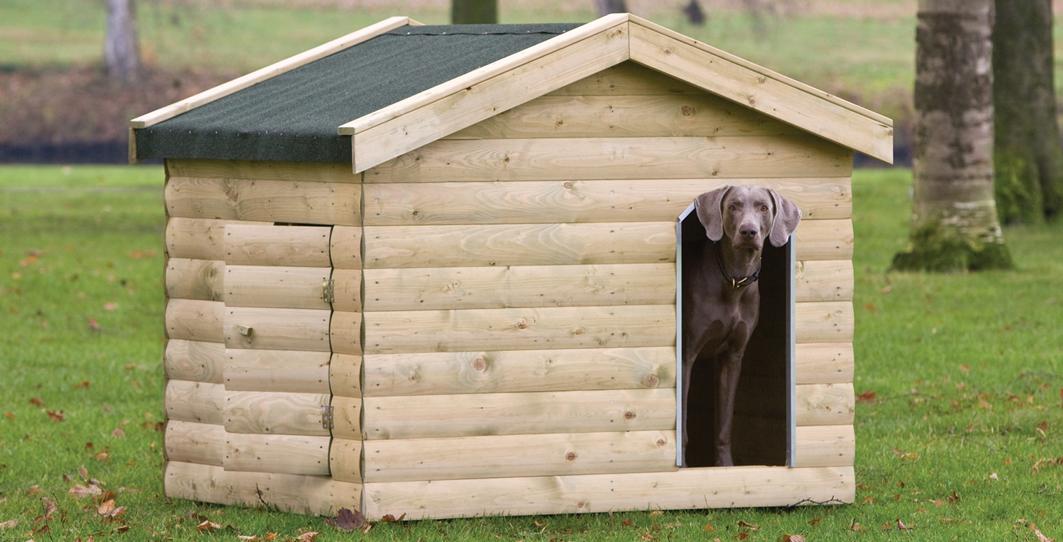 Bouwtekening hondenhok nodig? Download hier .pdf!