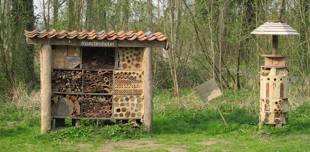 Insectenhotel bouwtekening nodig? Klik hier voor een .pdf bouwtekening!