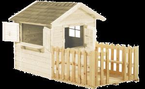 bouwtekening speelhuisje