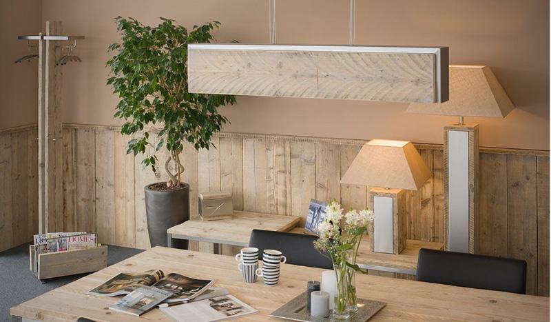 Wandlamp Steigerhout Slaapkamer : Wandlamp zelf maken