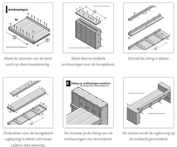 bouwtekening bank