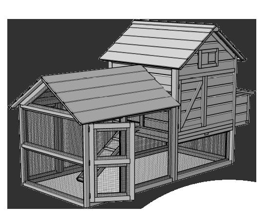 bouwtekening_kippenhok
