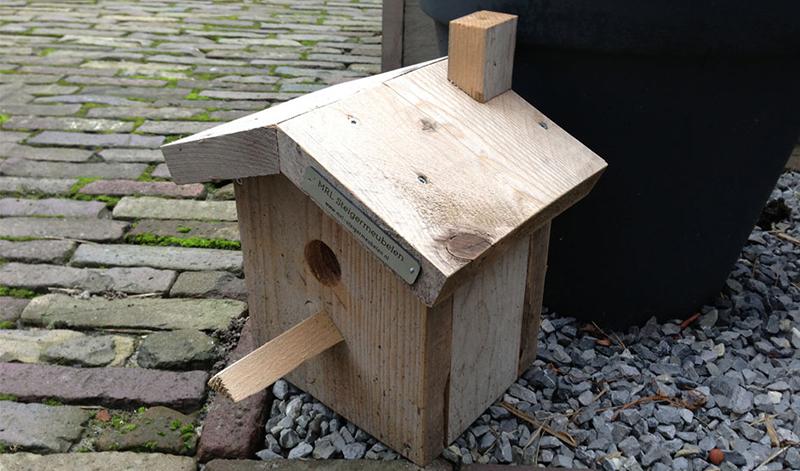 Bouwtekening vogelhuisje downloaden? Klik hier voor .pdf!