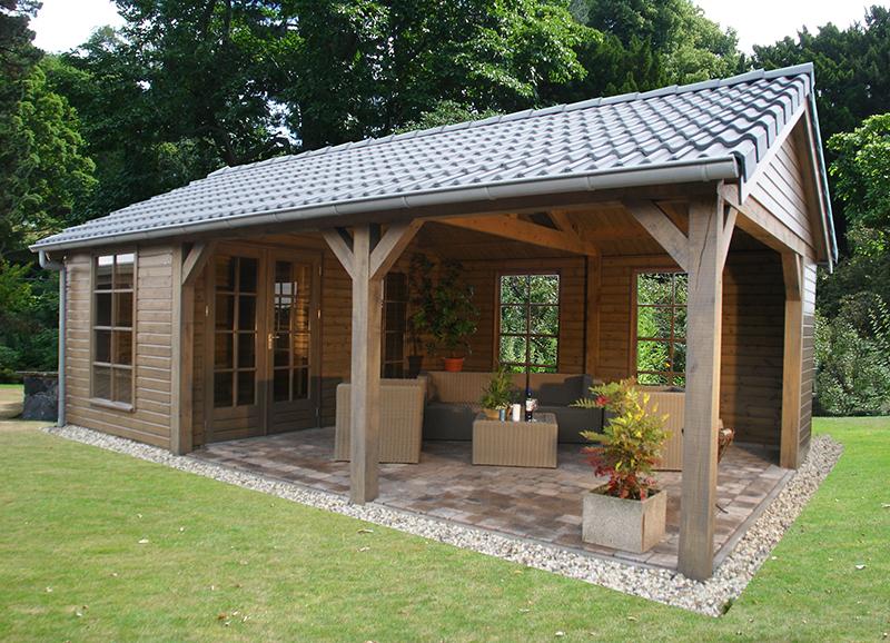 Bouwtekening tuinhuis downloaden? Klik voor .pdf!
