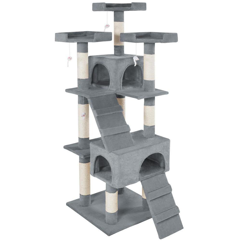 bouwtekening krabpaal