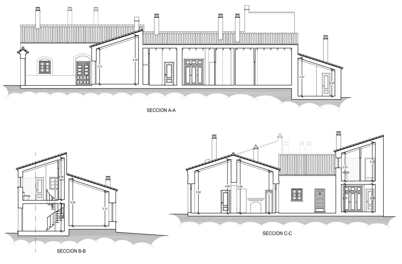 bouwtekening huis