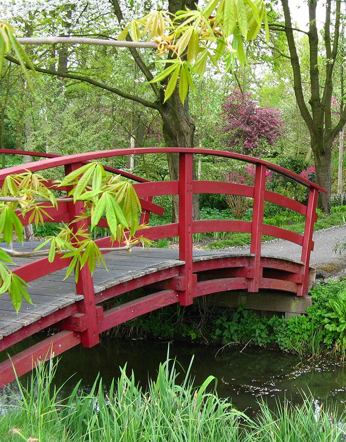 bouwtekening brug